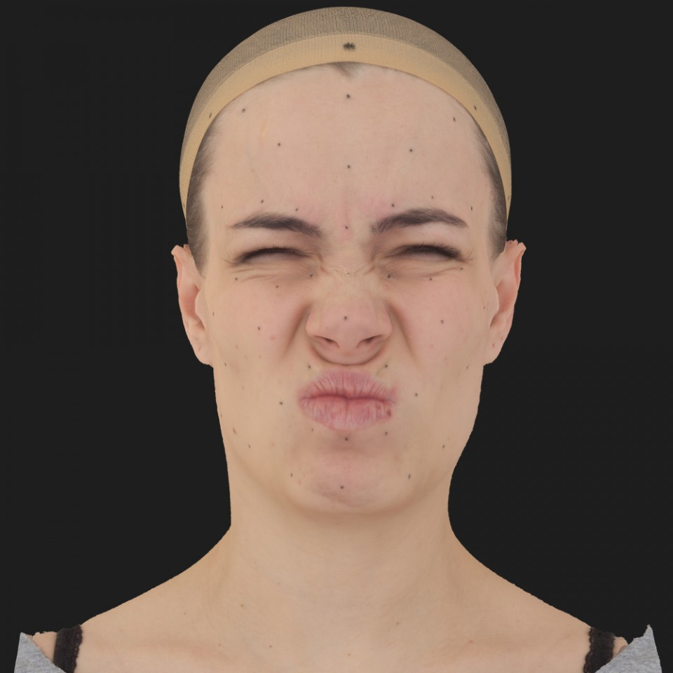 Melissa Bell 06 Face Compression