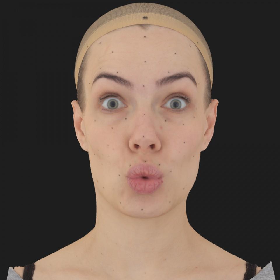 Melissa Bell 11 Phoneme OO-Brow Raise Eyes Open Wide