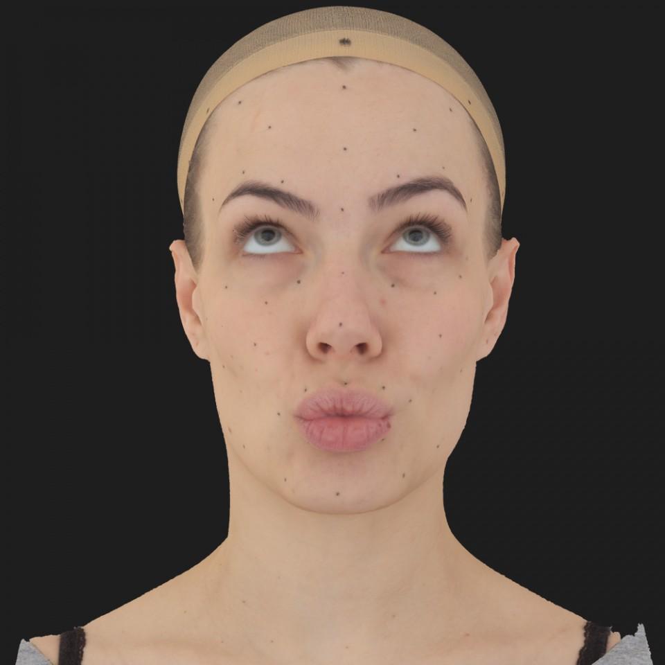 Melissa Bell 12 Pucker-Look Up
