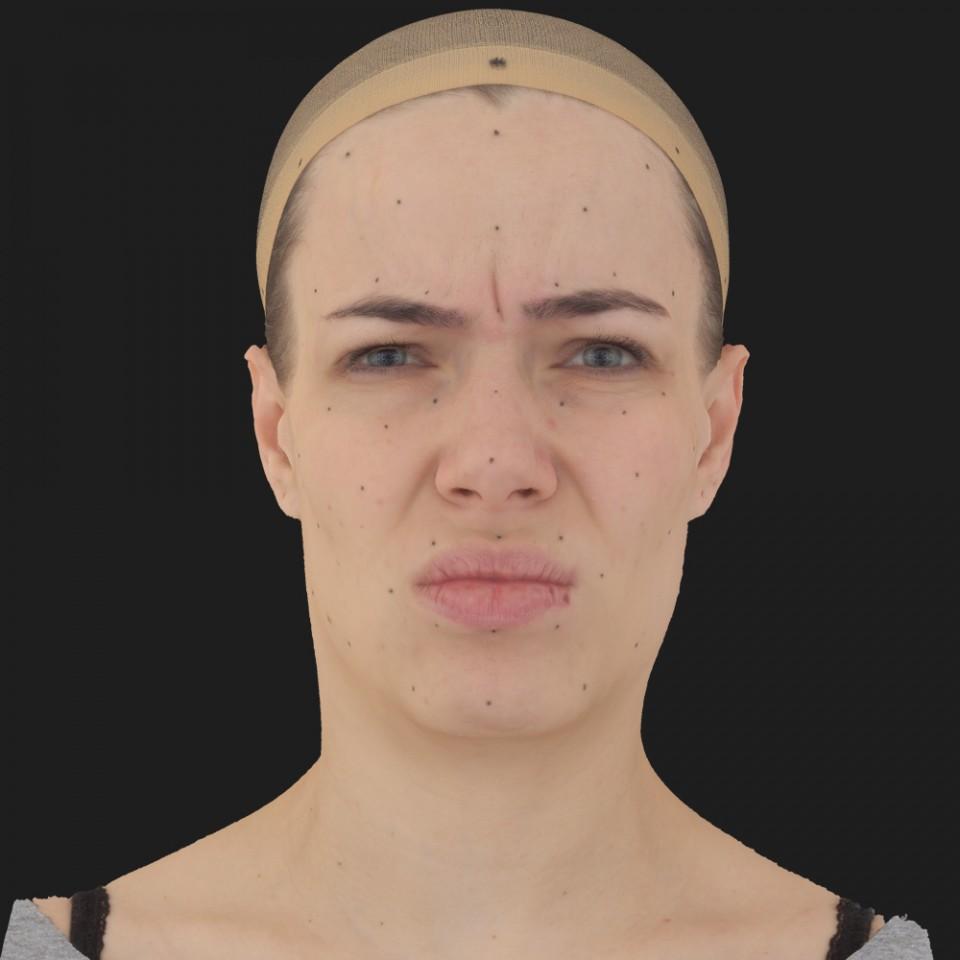 Melissa Bell 19 Disgust