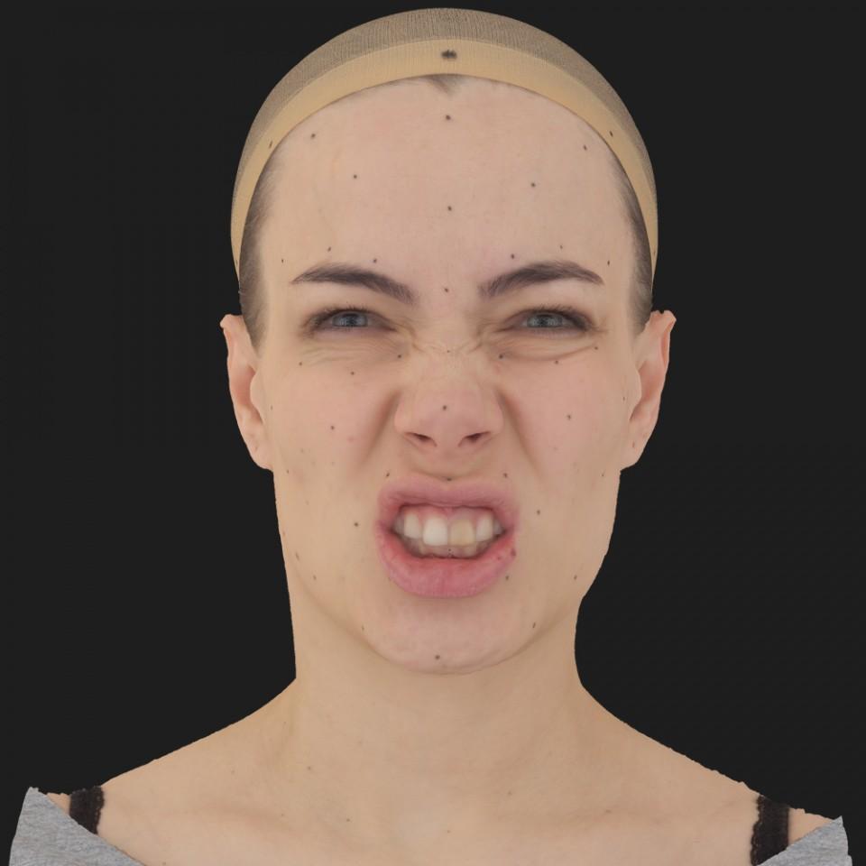 Melissa Bell 20 Rage