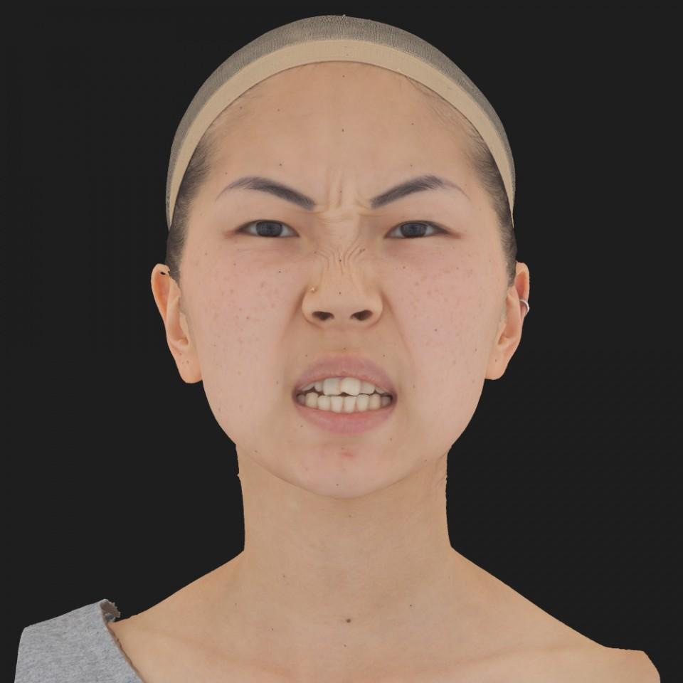 Melissa Nakae 20 Rage
