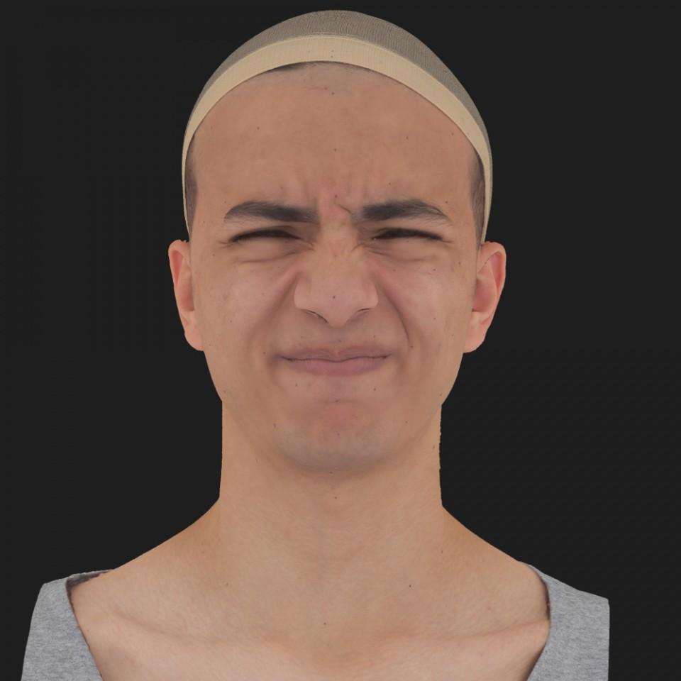Michael Hassan 06 Face Compression