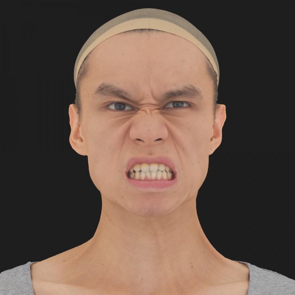 Michael Zhong 20 Rage