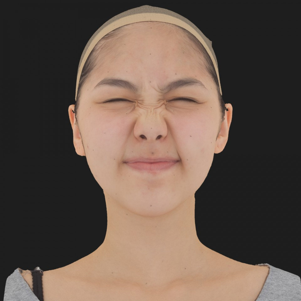 Mina Yao 06 Face Compression