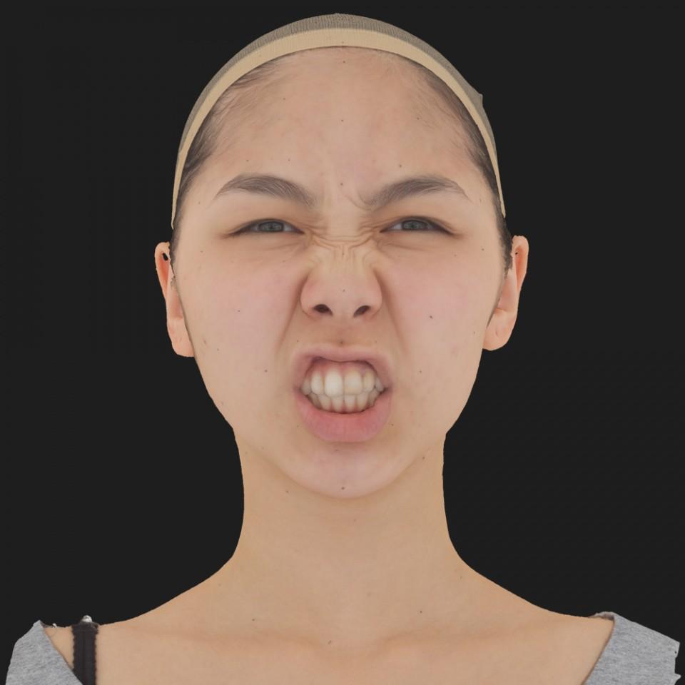 Mina Yao 08 Snarl