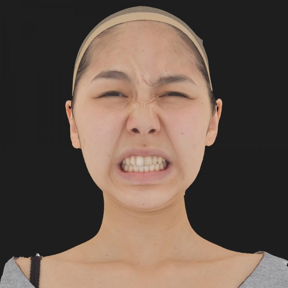 Mina Yao 18 Pain