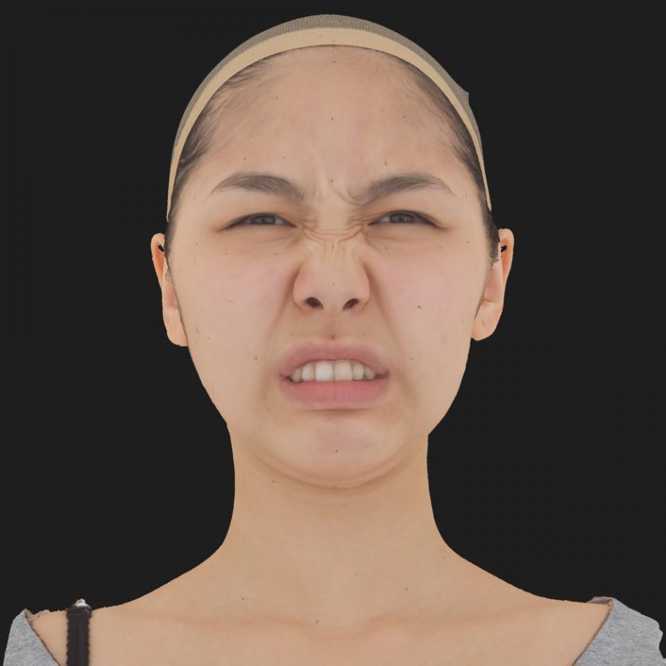 Mina Yao 19 Disgust