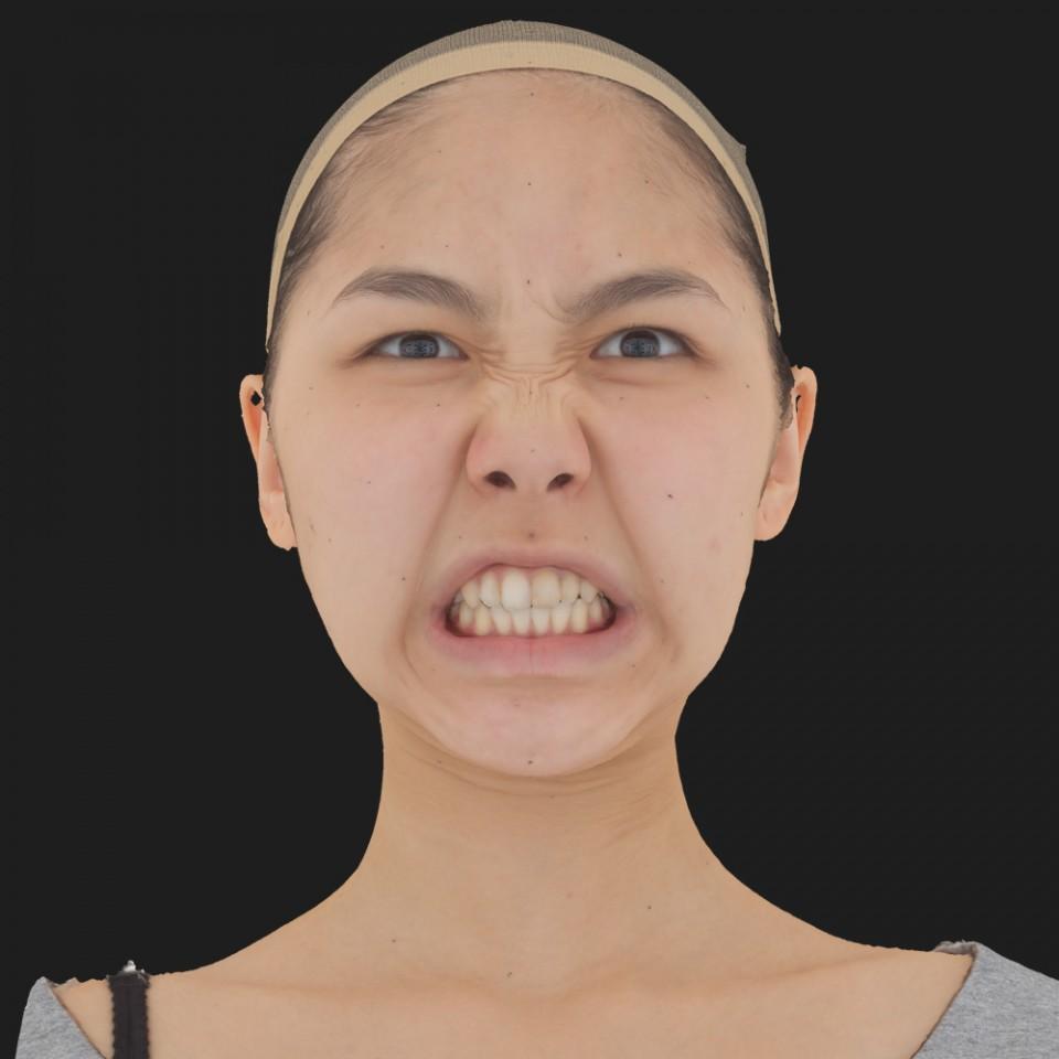 Mina Yao 20 Rage