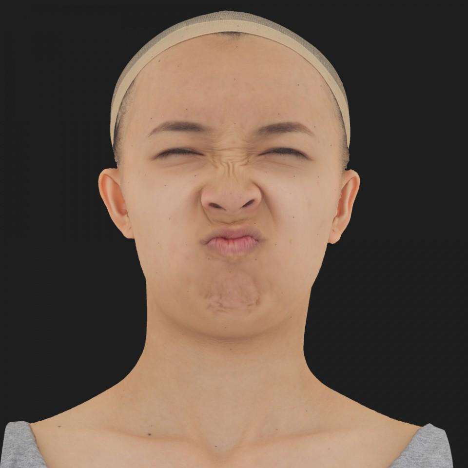 Molly Ono 06 Face Compression