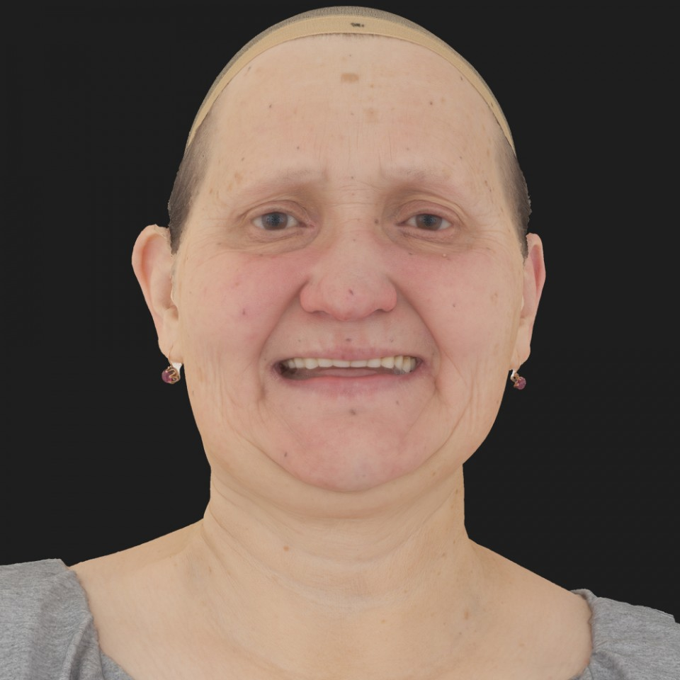 Nancy Miller 16 Happy