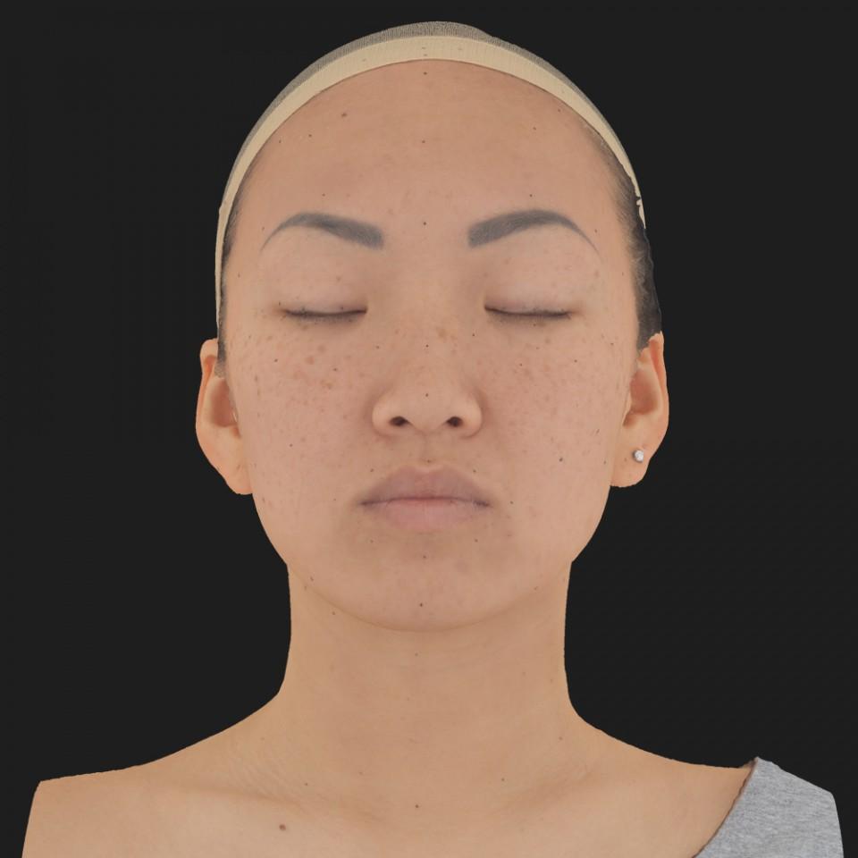 Nancy Woo 02 Neutral-Eyes Closed
