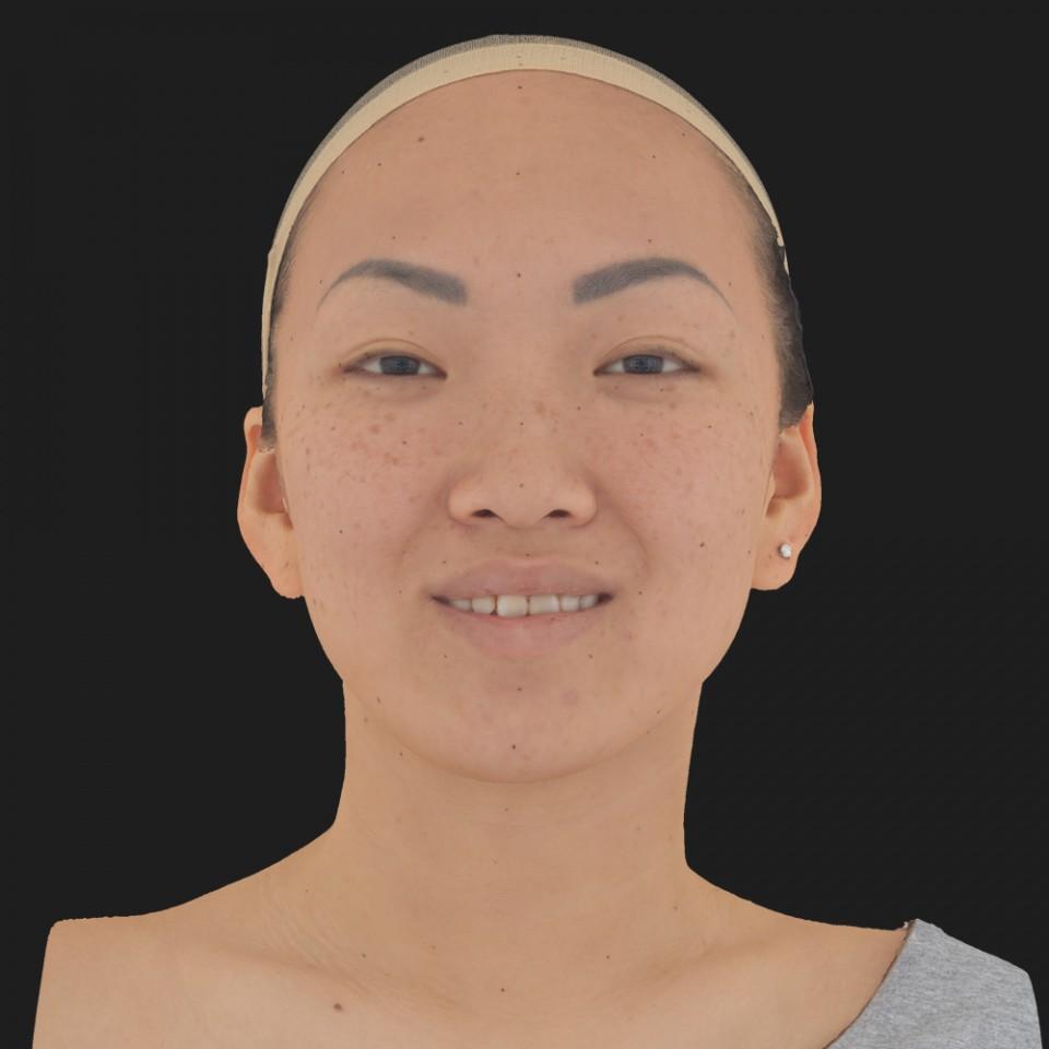 Nancy Woo 04 Smile-Mouth Open