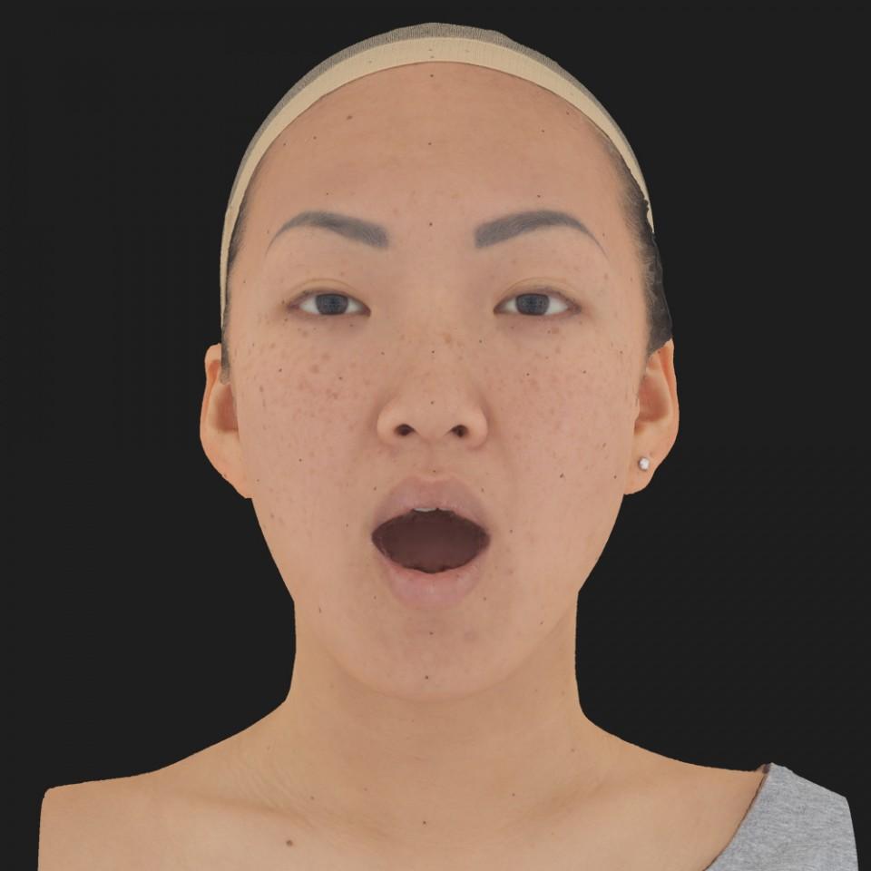 Nancy Woo 05 Jaw Open