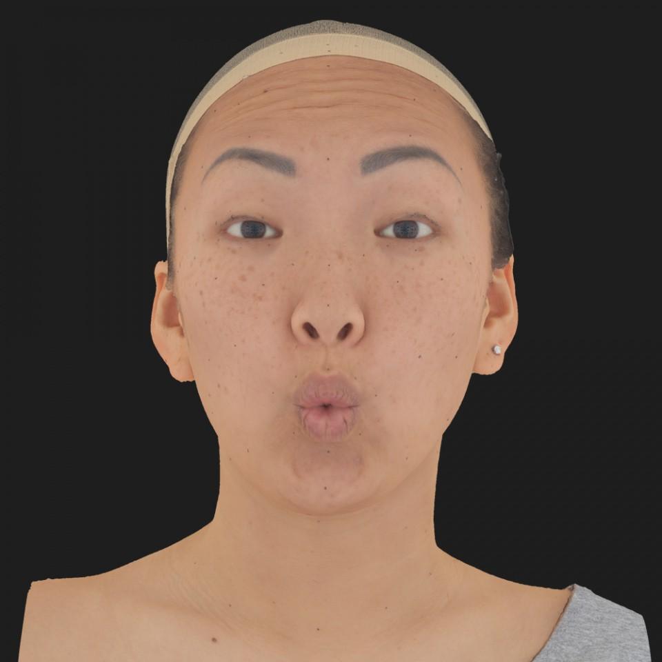 Nancy Woo 11 Phoneme OO-Brow Raise Eyes Open Wide