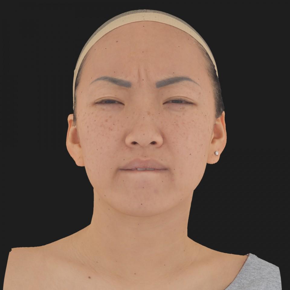 Nancy Woo 15 Phoneme Hard FV-Eye Squint