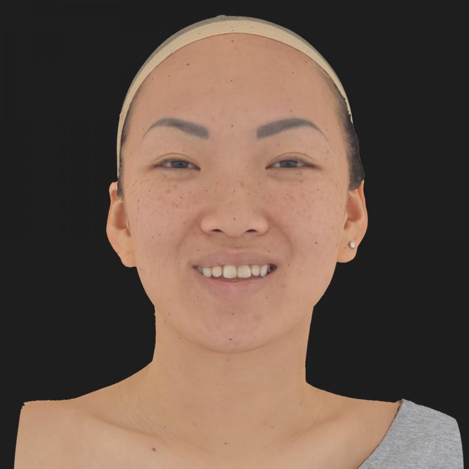 Nancy Woo 16 Happy