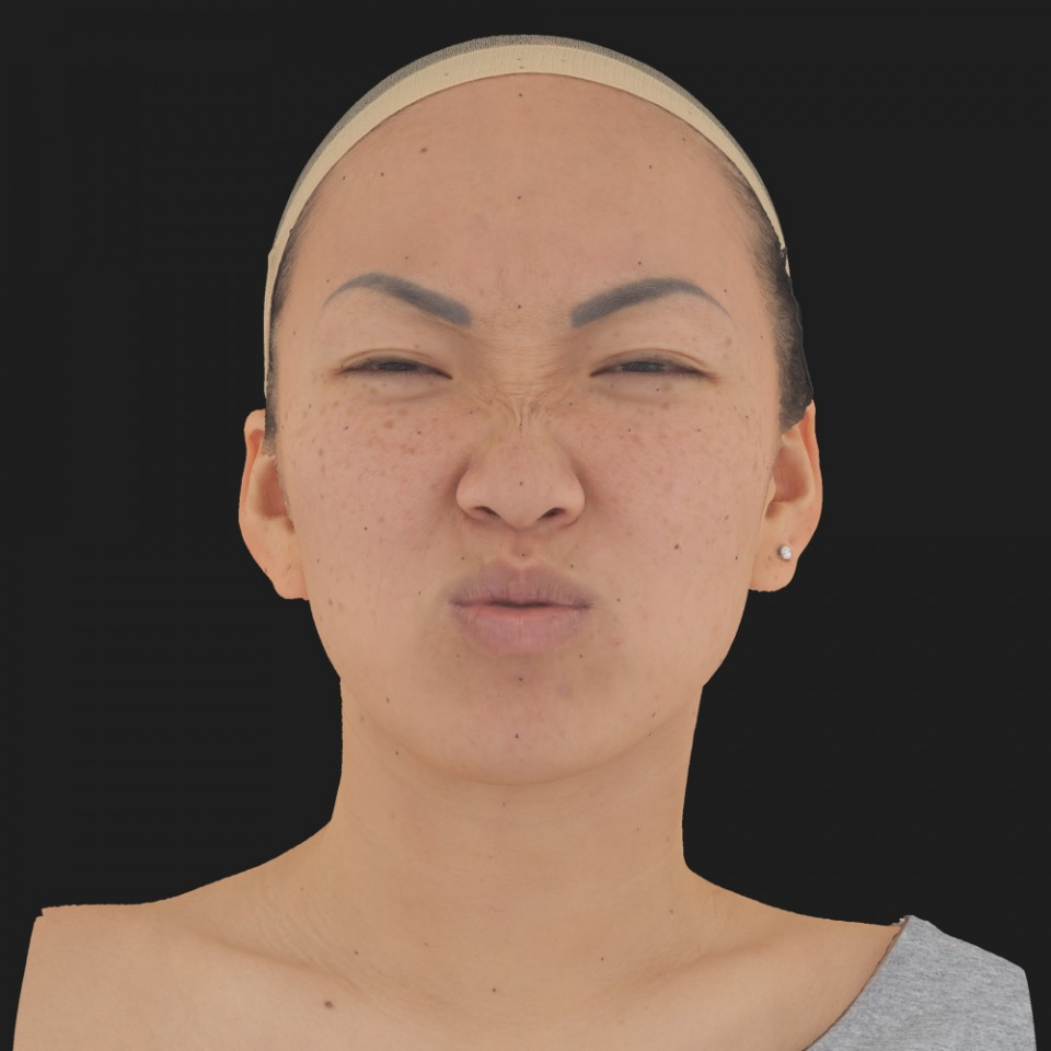 Nancy Woo 19 Disgust