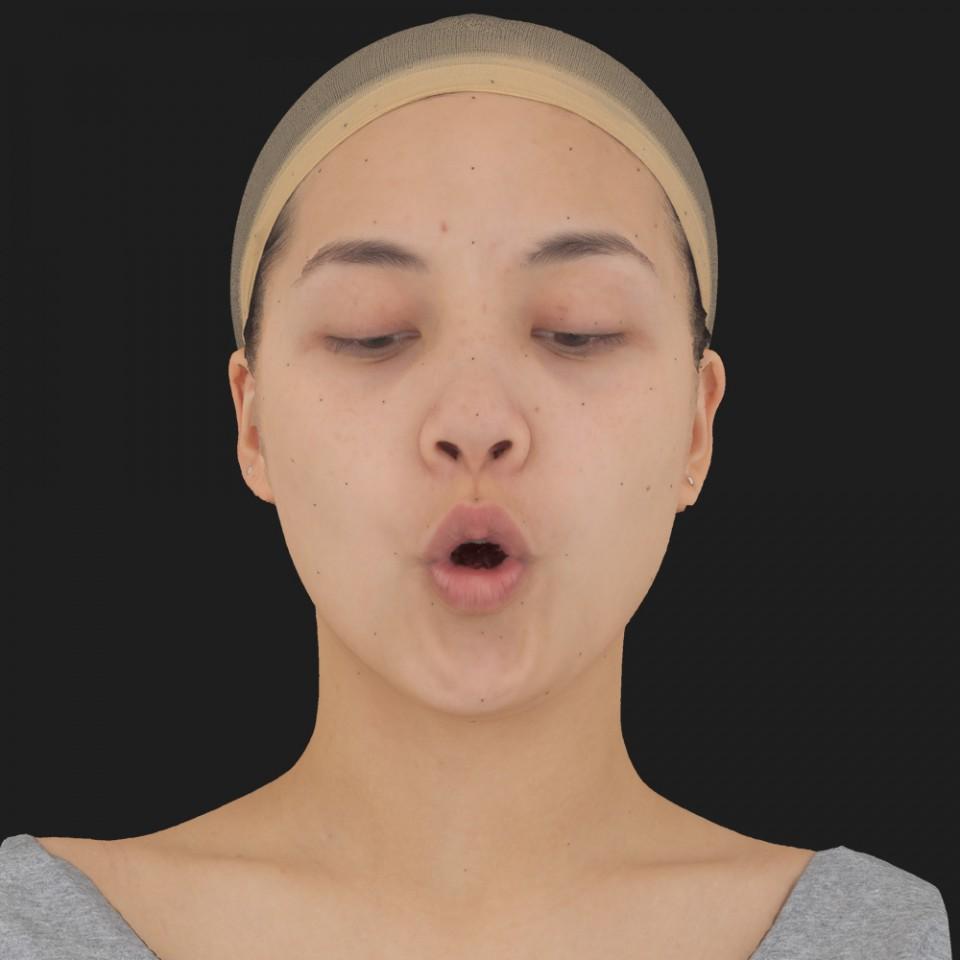 Naomi Takai 13 Phoneme OH-Look Down