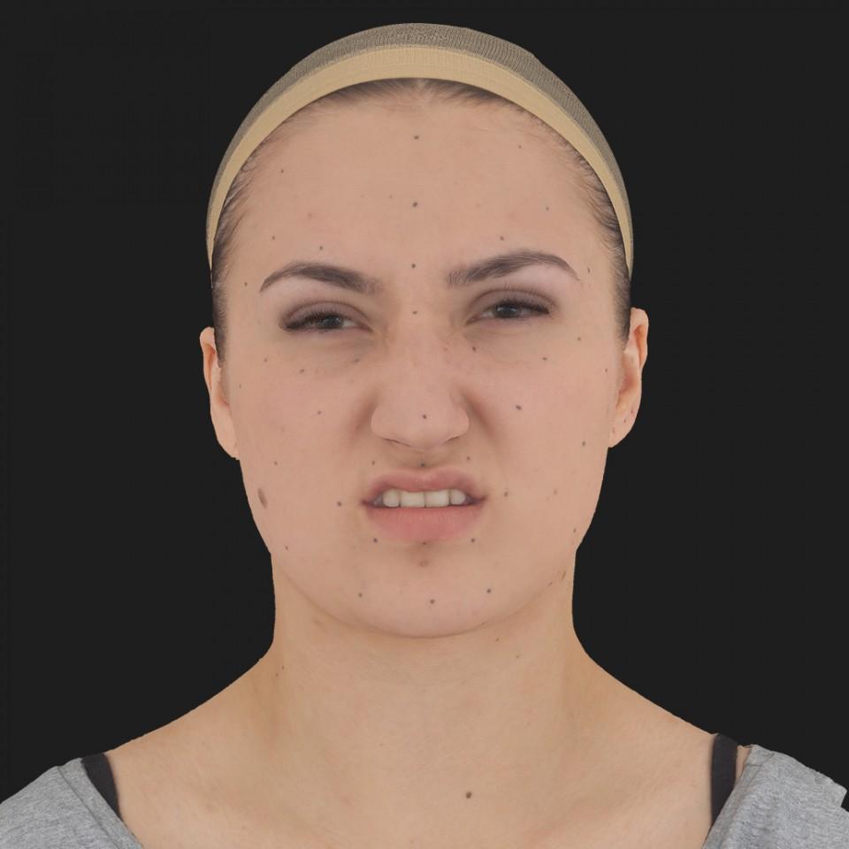 Natasha Byrd 19 Disgust
