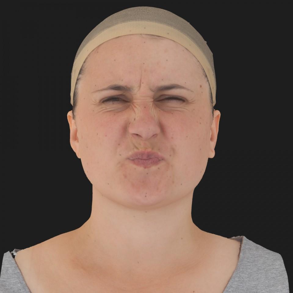 Nettie Watkins 06 Face Compression