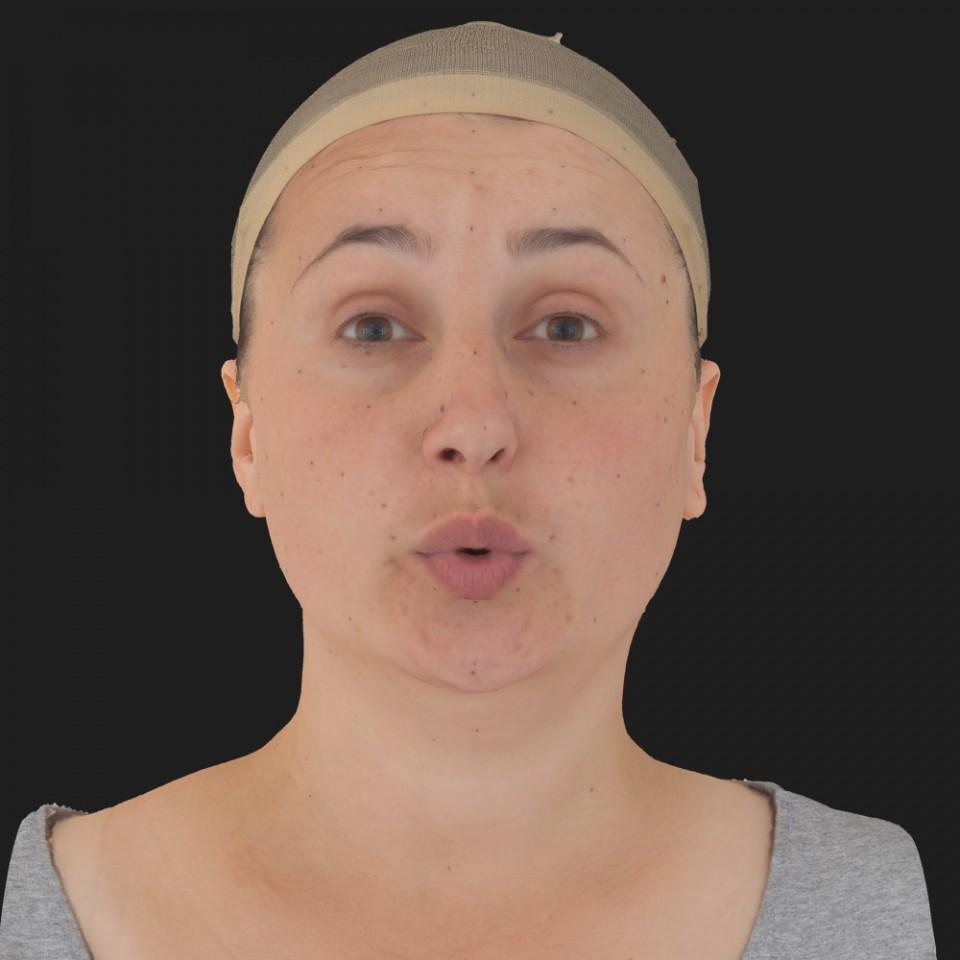 Nettie Watkins 11 Phoneme OO-Brow Raise Eyes Open Wide