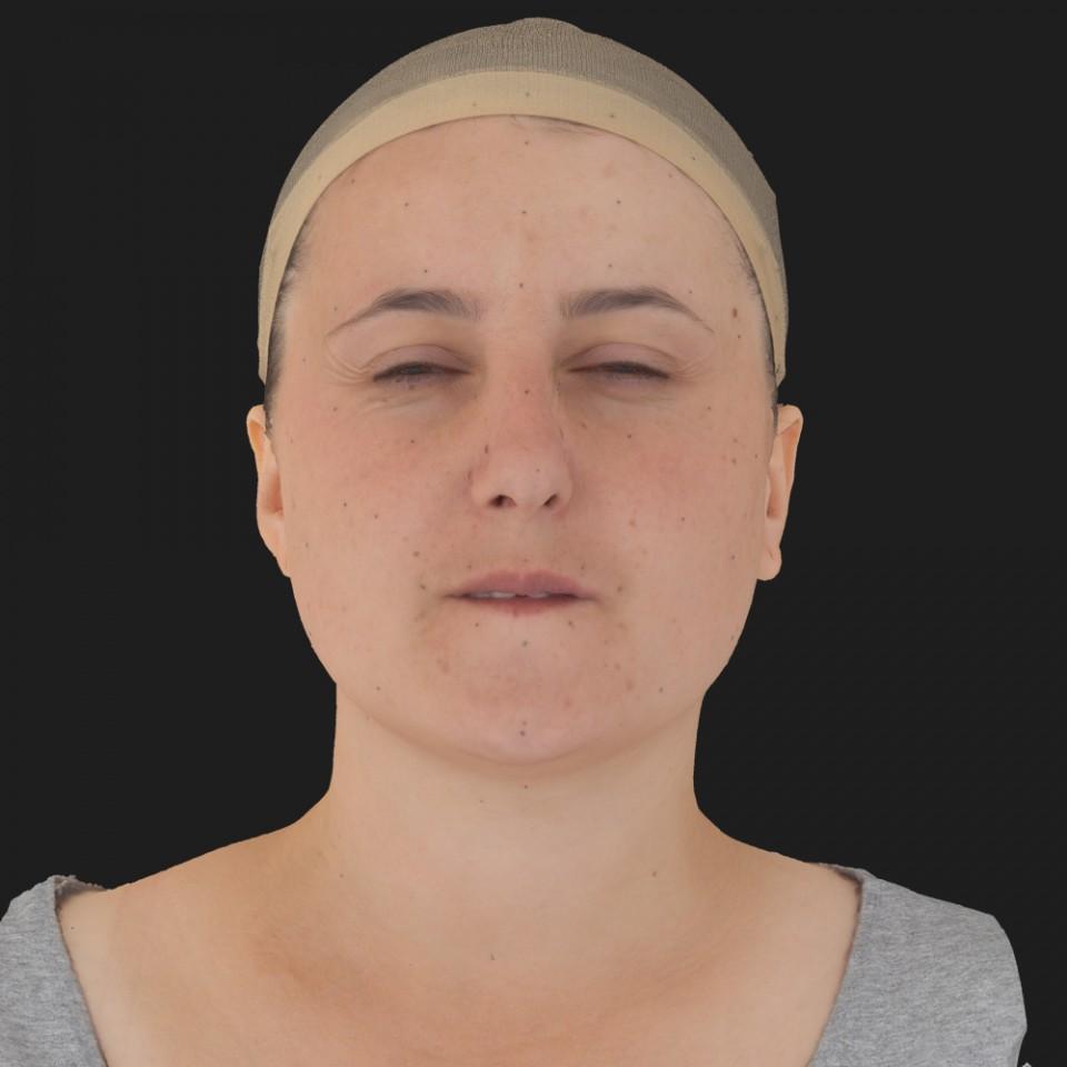 Nettie Watkins 15 Phoneme Hard FV-Eye Squint