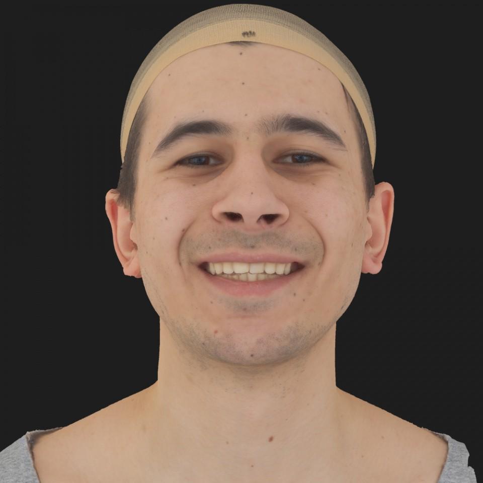 Nicholas Griffin 04 Smile-Mouth Open