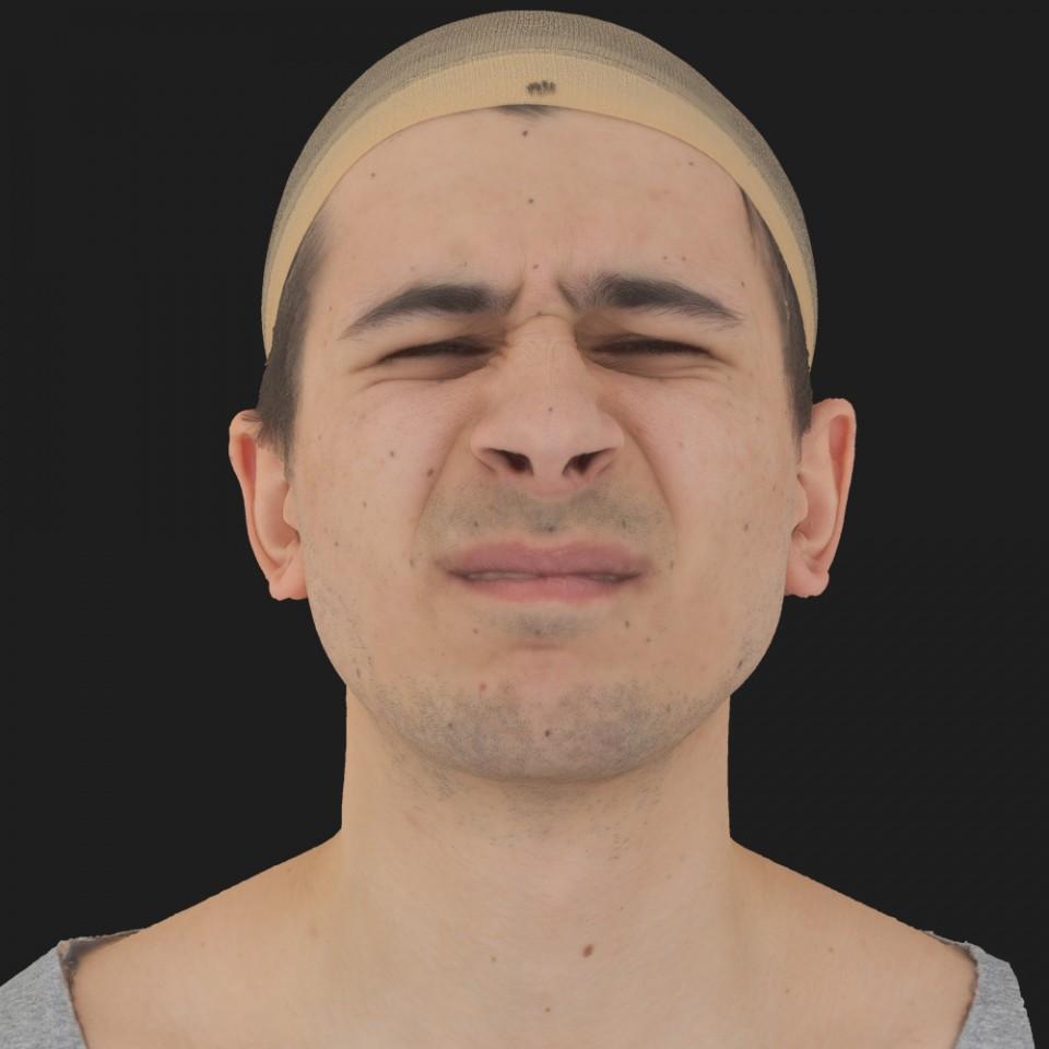 Nicholas Griffin 06 Face Compression