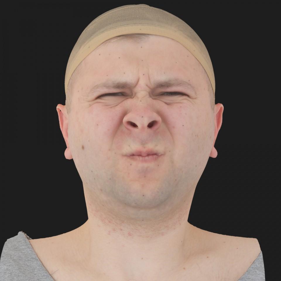 Nick Aldis 06 Face Compression