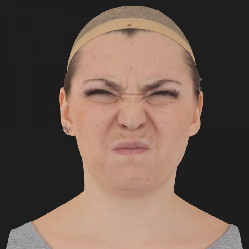 Nicole Brooks 06 Face Compression