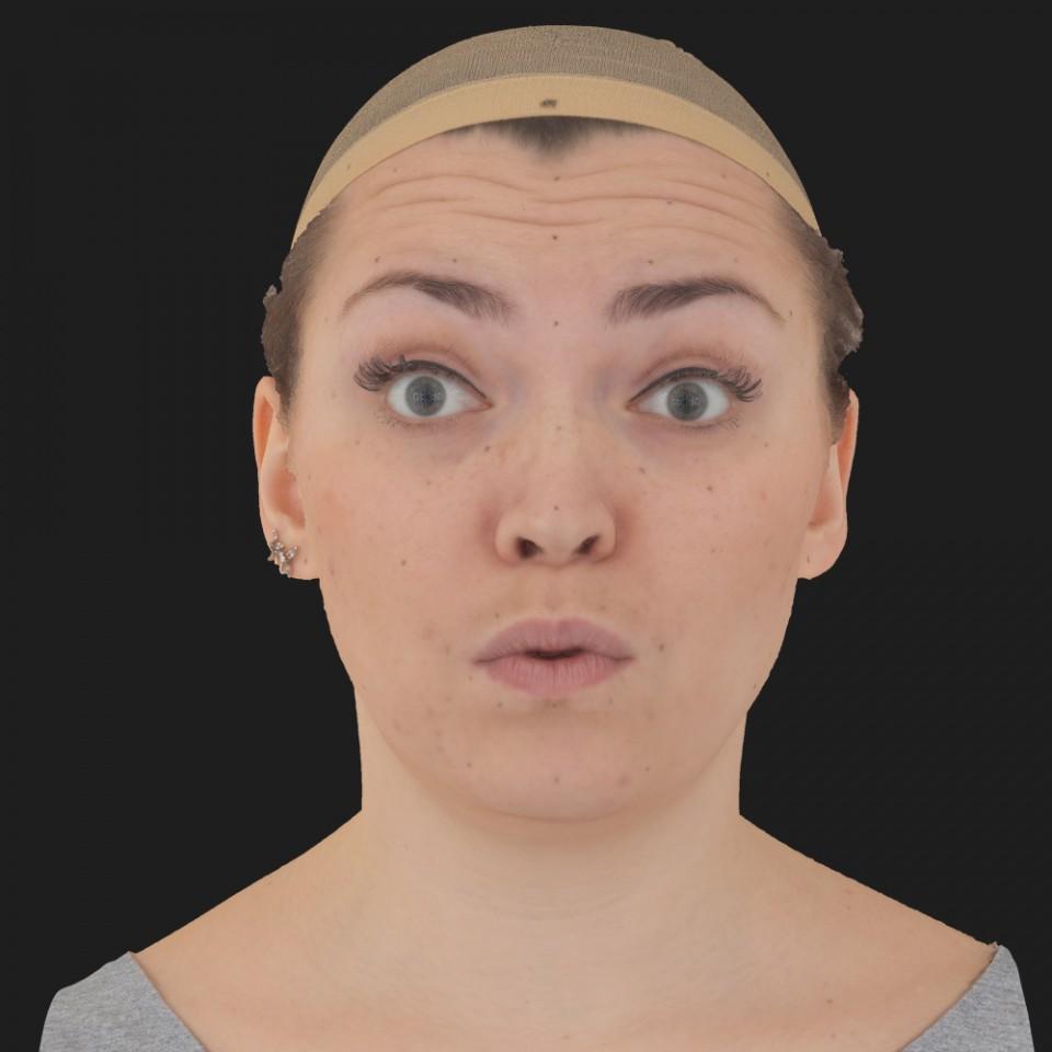 Nicole Brooks 11 Phoneme OO-Brow Raise Eyes Open Wide