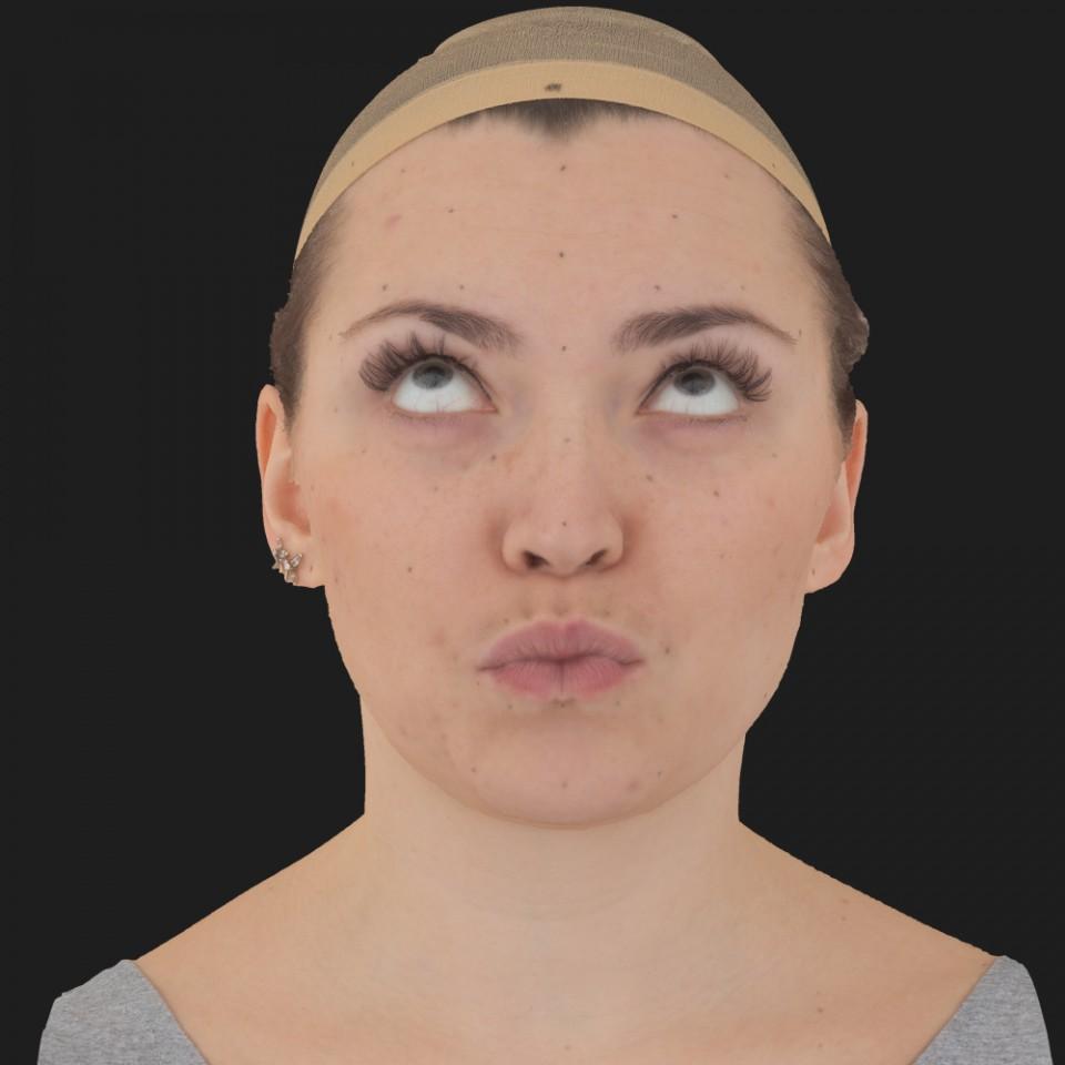 Nicole Brooks 12 Pucker-Look Up