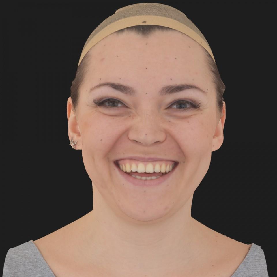 Nicole Brooks 16 Happy