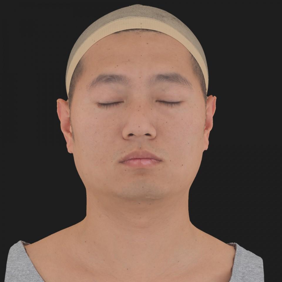 Noah Gao 02 Neutral-Eyes Closed