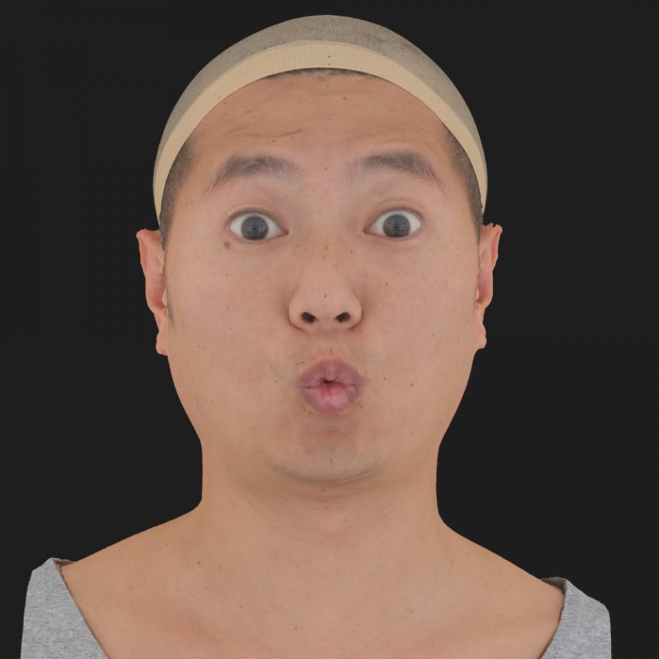 Noah Gao 11 Phoneme OO-Brow Raise Eyes Open Wide