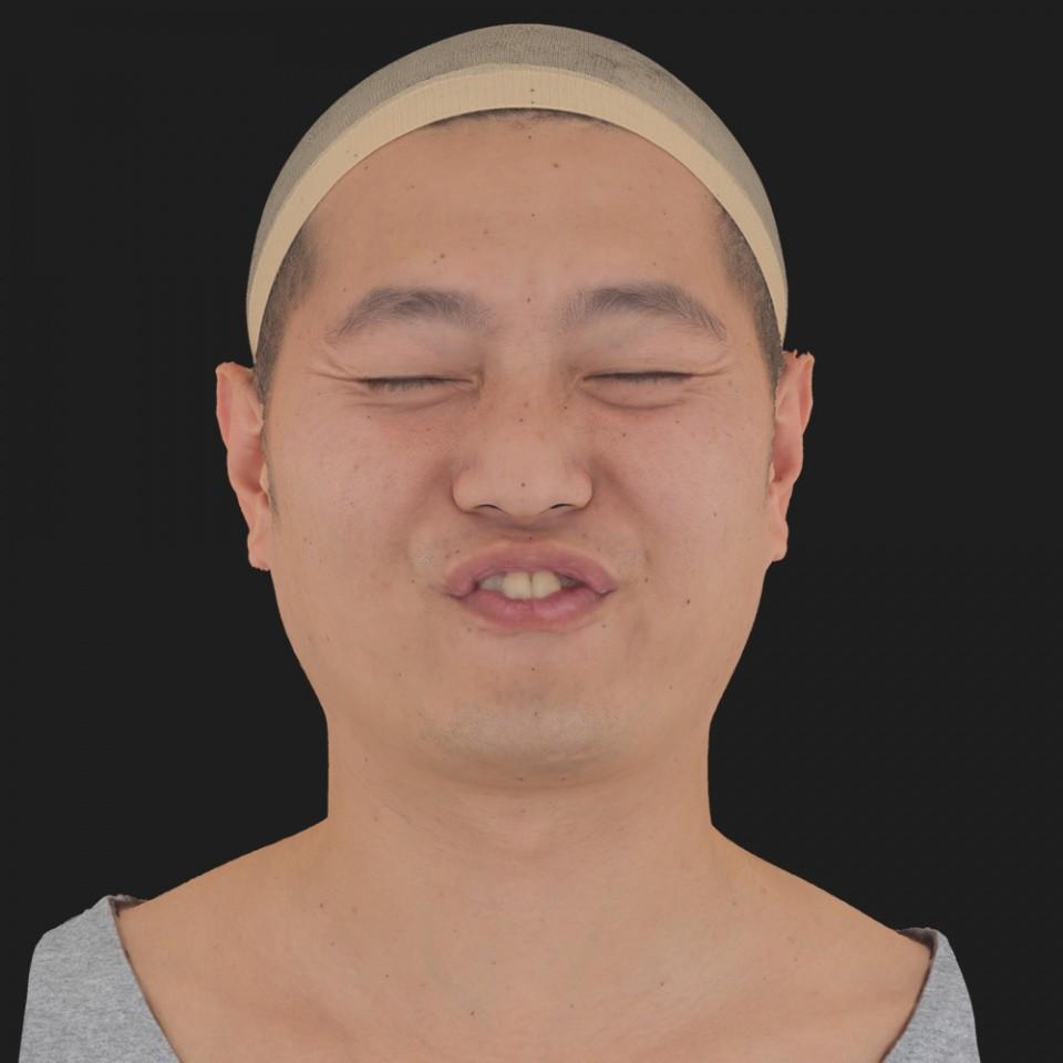 Noah Gao 15 Phoneme Hard FV-Eye Squint