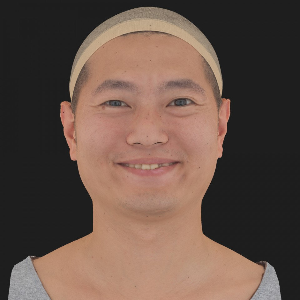 Noah Gao 16 Happy