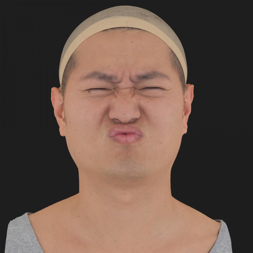Noah Gao 19 Disgust