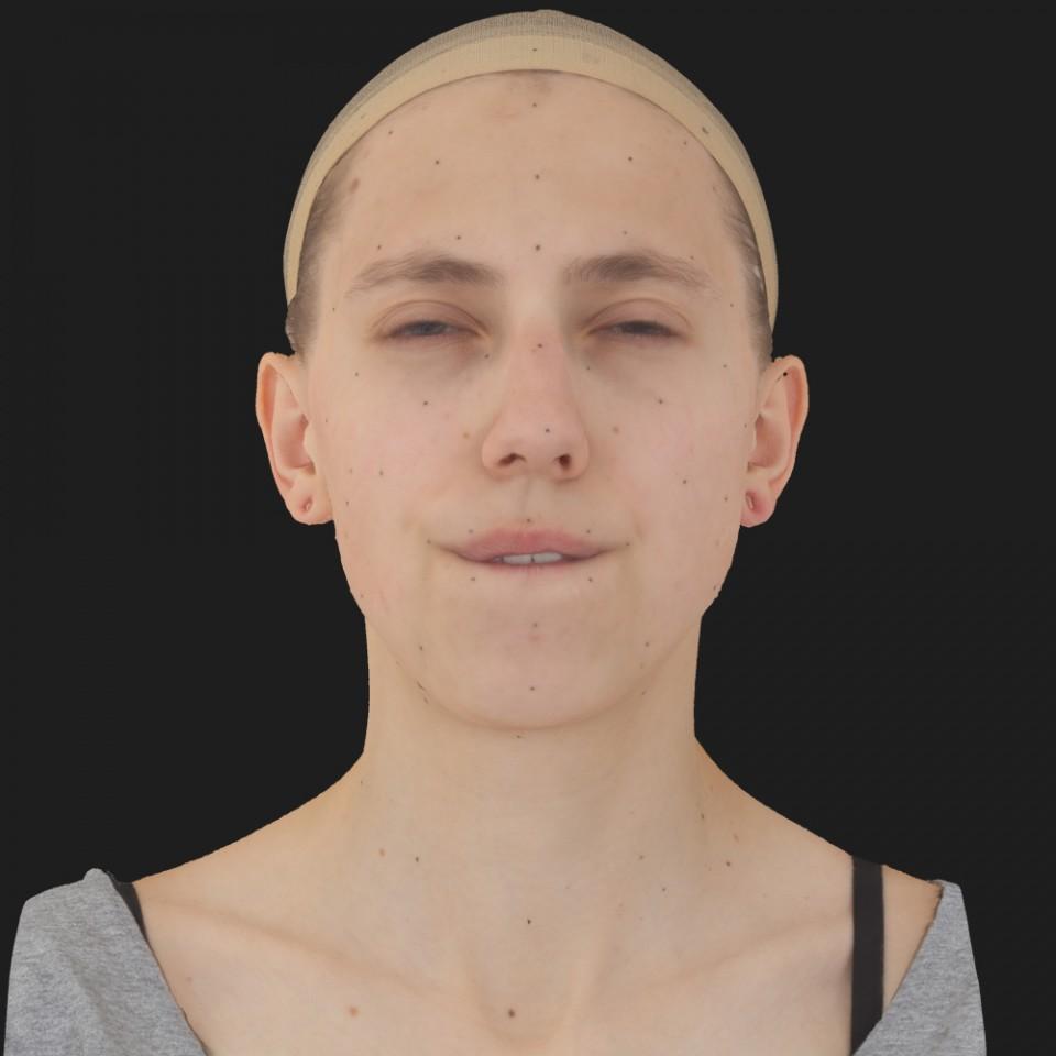 Nora Abbott 15 Phoneme Hard FV-Eye Squint