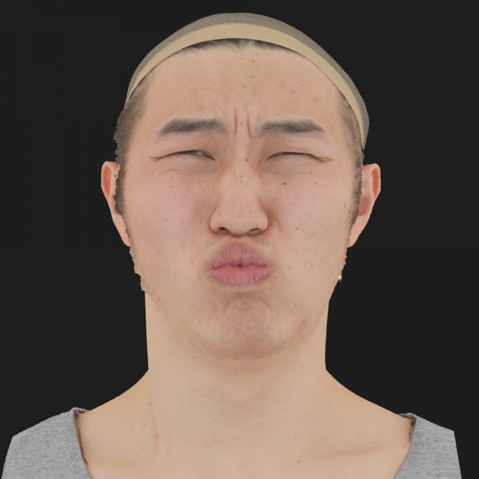 Oliver Okada 06 Face Compression
