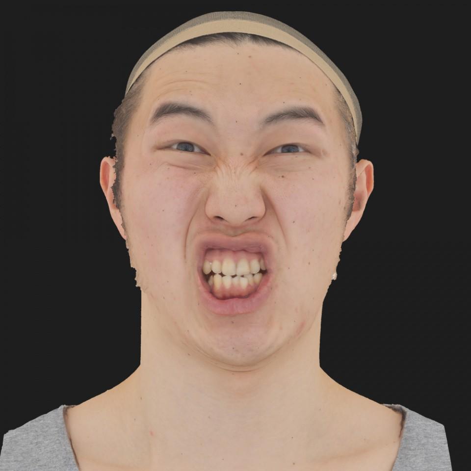Oliver Okada 20 Rage