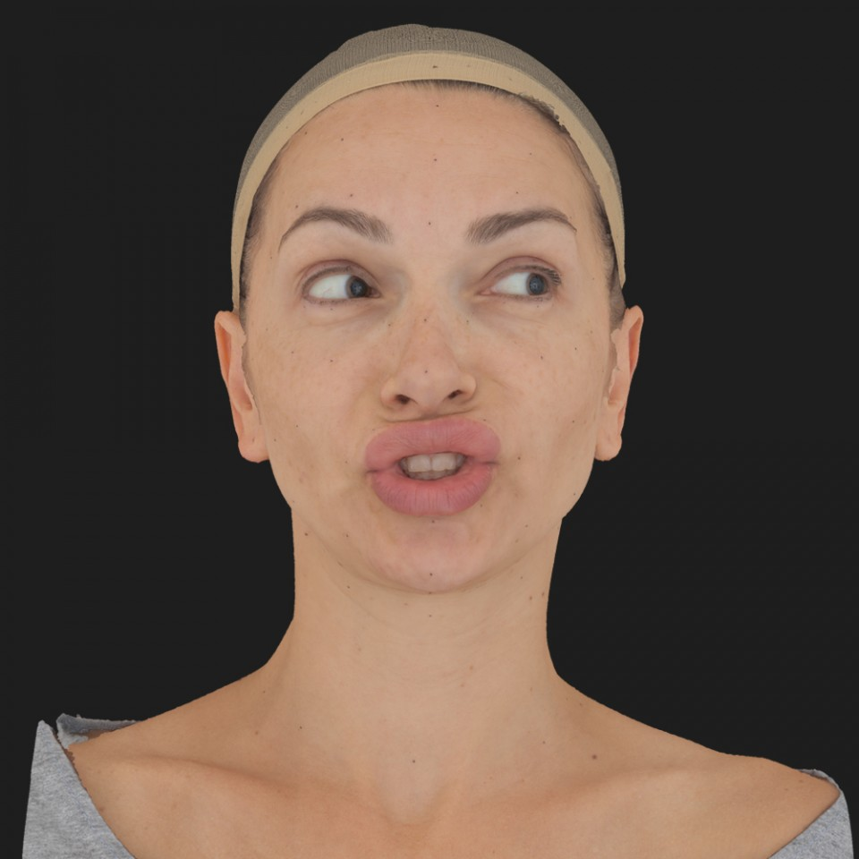 Olivia Rose 10 Look Left-Phoneme CH