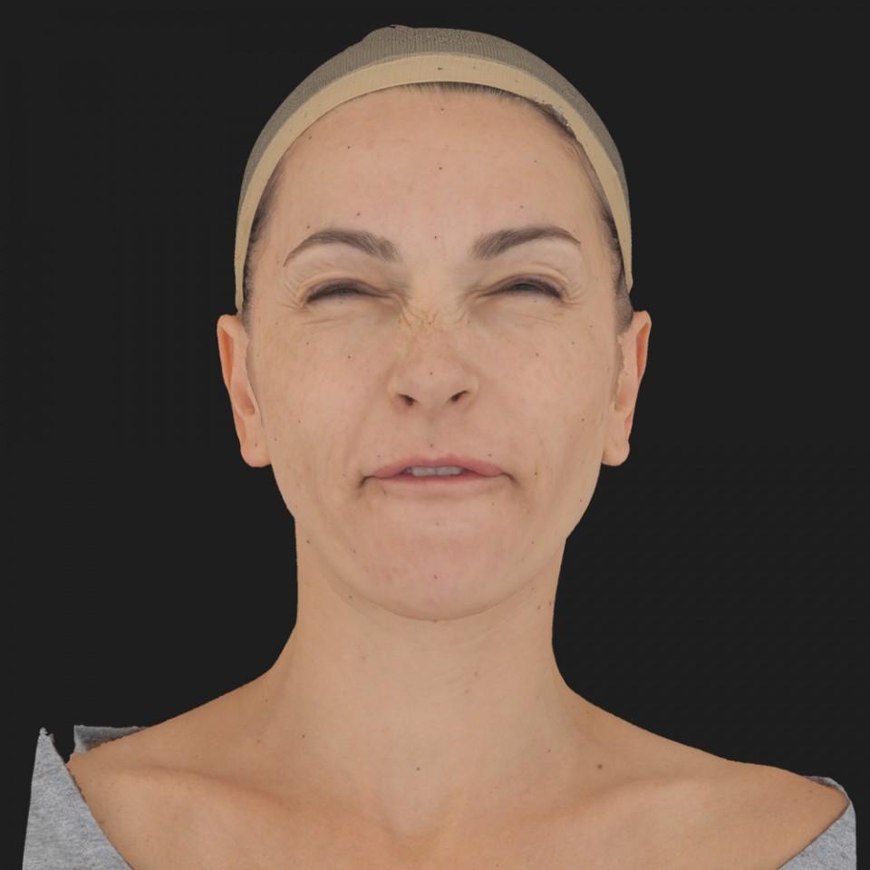 Olivia Rose 15 Phoneme Hard FV-Eye Squint
