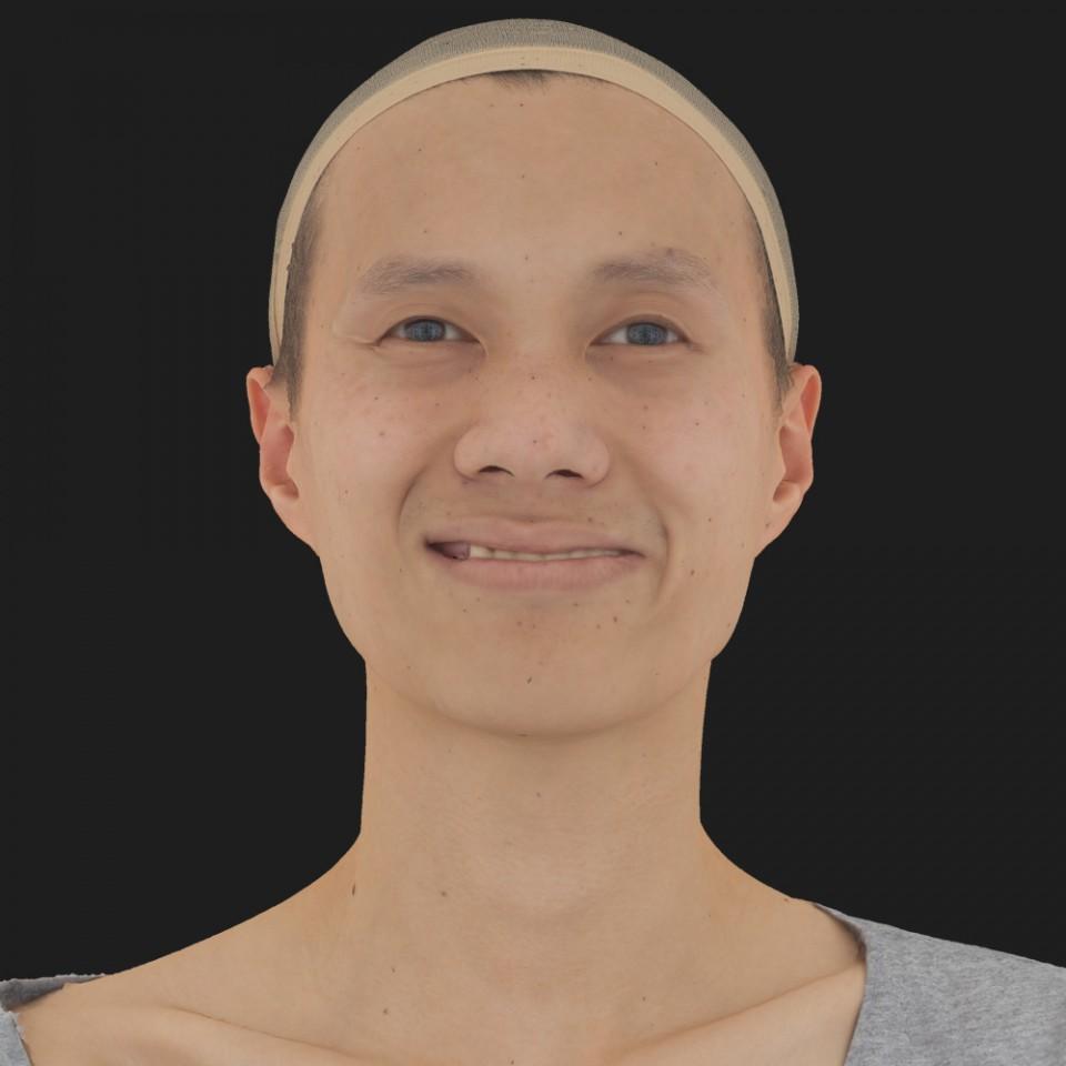 Patrick Shong 16 Happy