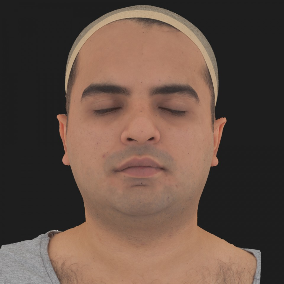 Paul Mehta 02 Neutral-Eyes Closed