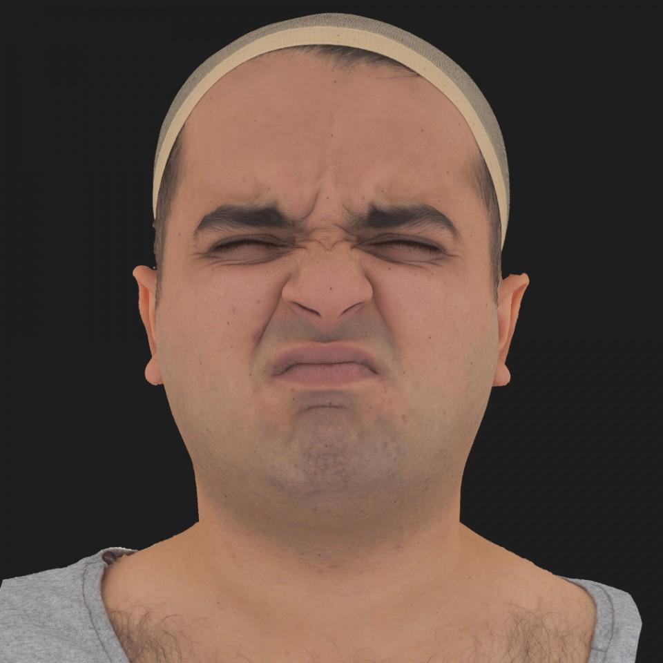 Paul Mehta 06 Face Compression
