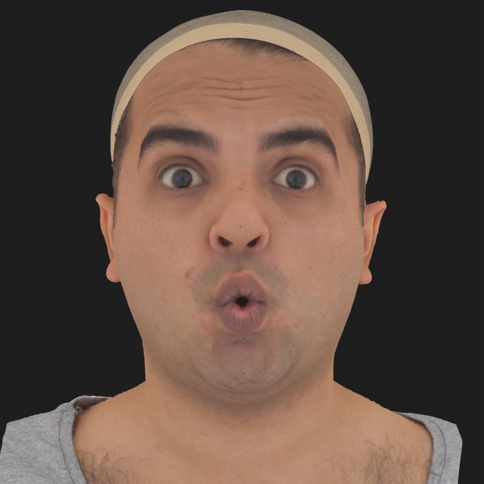 Paul Mehta 11 Phoneme OO-Brow Raise Eyes Open Wide