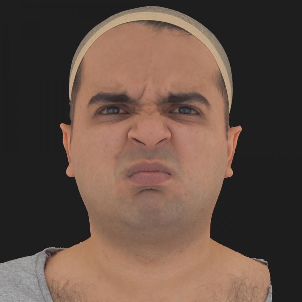 Paul Mehta 19 Disgust