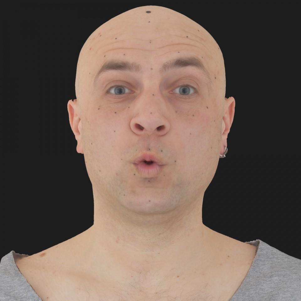 Paul Mitchell 11 Phoneme OO-Brow Raise Eyes Open Wide